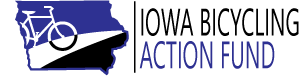 Logo for Iowa Bicycling Action Fund
